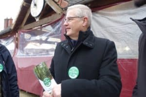 Orgeval Cap Renouveau présent au Marché d'Orgeval